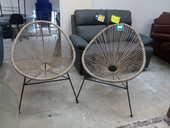 Paire de fauteuils 50 Toulouse (31)