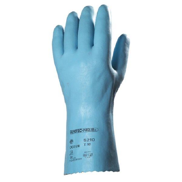 10 Paire de Gant Latex résistant aux produits chimiques Eurotechnique 5208 NEUF 40 Lens (62)