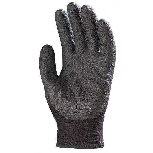 Par lot de 5 paire de gant de travail FOURRÉ ANTI FROID T-9-10-11 gant termo COMME NINJA 3 Lens (62)