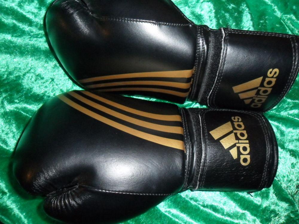 Paire de gants de boxe adulte Adidas 12oz 10 Versailles (78)