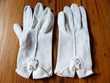 Paire de gants de cérémonie pour enfant