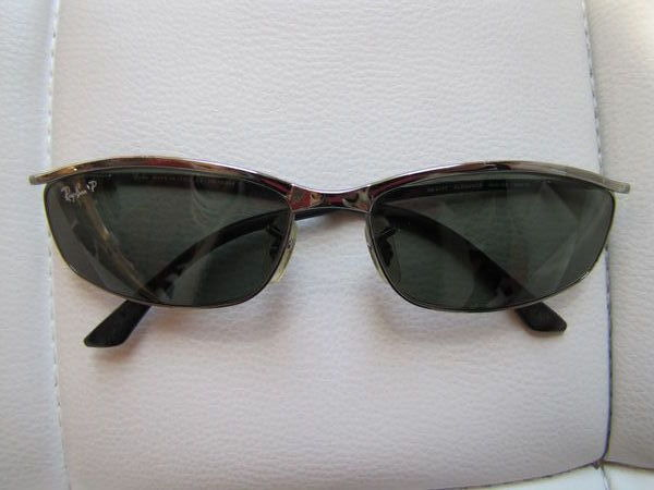 PAIRE DE LUNETTES RAY BAN  50 Nice (06)