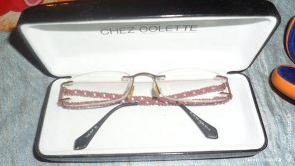 Achetez paire lunettes vend occasion, annonce vente à La Forêt-du ... 3bdfba113e4b