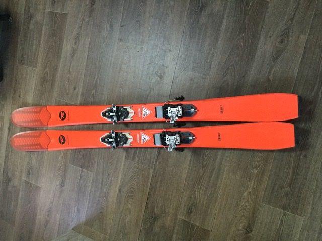 paire de ski de rando Salomon+ chaussures 500 Les Avanchers-Valmorel (73)