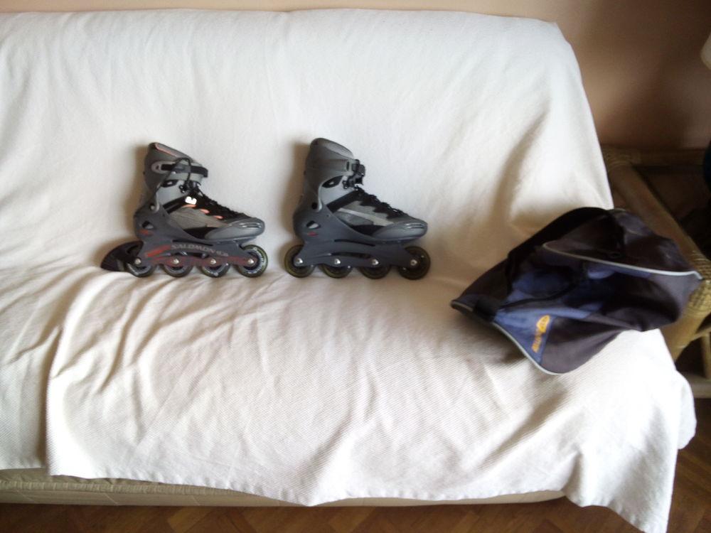 Une paire de Roller en ligne Salomon : 75 Marseille 8 (13)