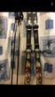 Paire de ski Rossignol 170 cm avec les bâtons Sports