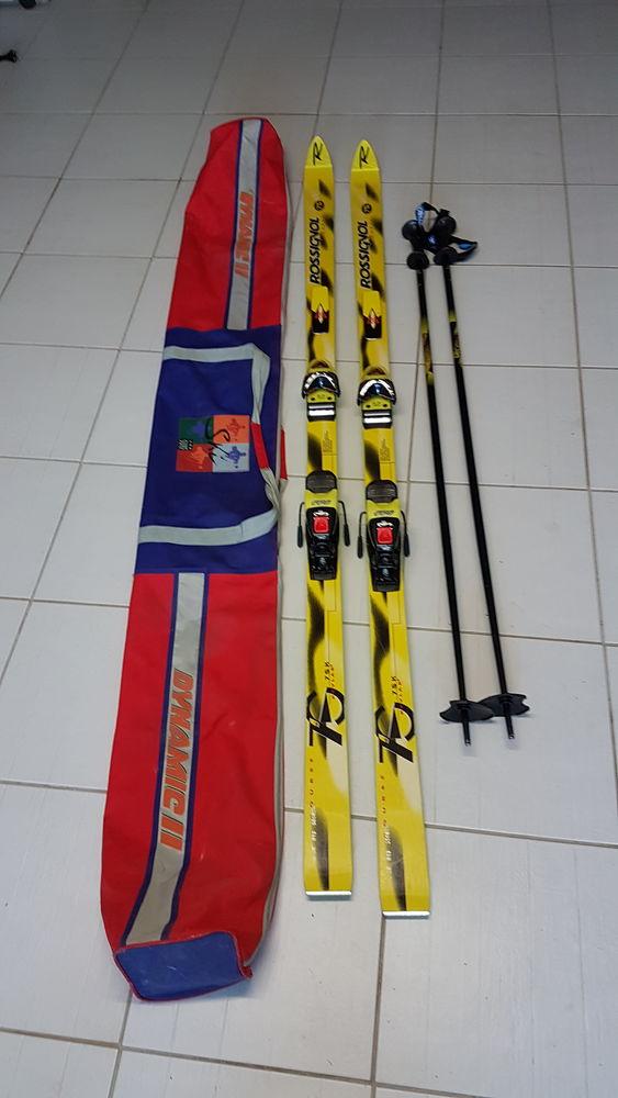 paire de ski rossignol 70 Alès (30)