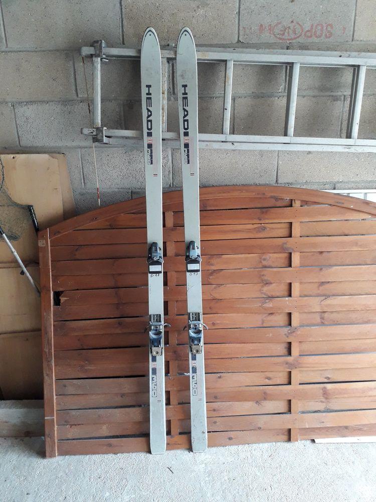 Paire de skis Head 360 10 Vivaise (02)