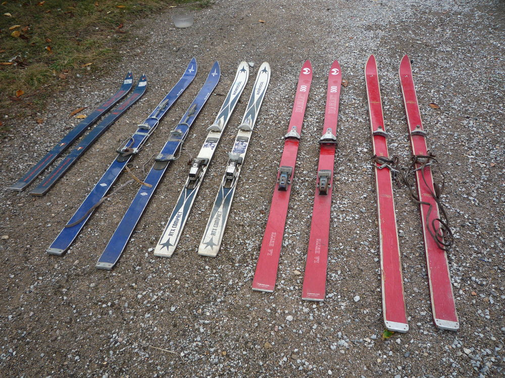 Paire de ski 35 Castres (81)