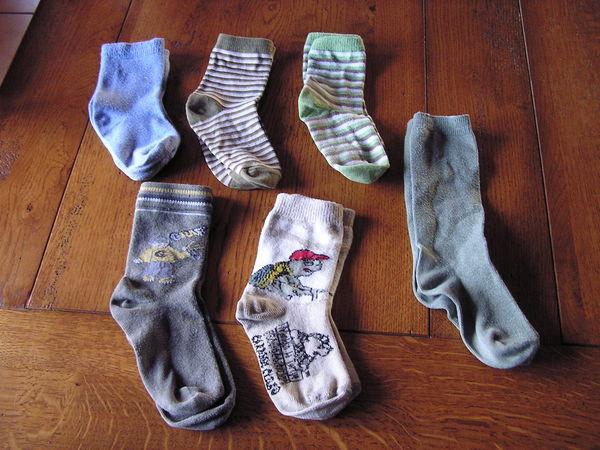 Lot de 6 paires de chaussettes bébé (T. 24/28) 2 Brouckerque (59)