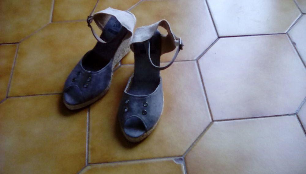 Lot de 3 paires de chaussure femme 26 Bouffémont (95)