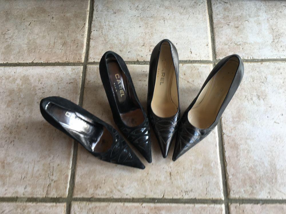 2 paires de chaussures CAREL PARIS 10 La Londe-les-Maures (83)