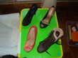 4 paires de chaussures taille39/ 40 12 Sevran (93)