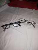 2 paires de lunettes loupe 4 Pantin (93)