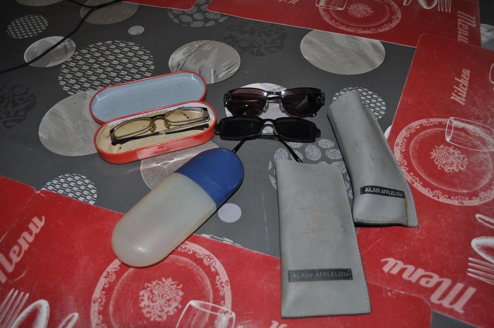 Paires de lunettes 5 Perreuil (71)