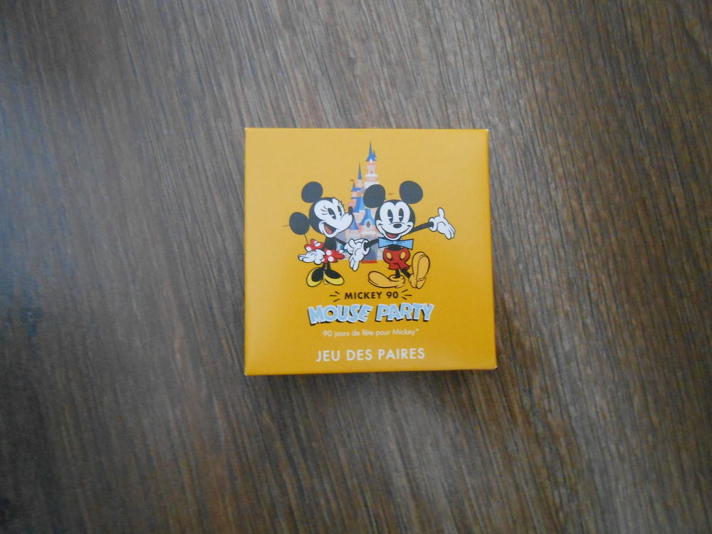 Jeu des paires Mickey Mouse party neuf 2 Aurillac (15)