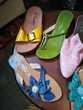 Lot de 6 paires de nu pieds