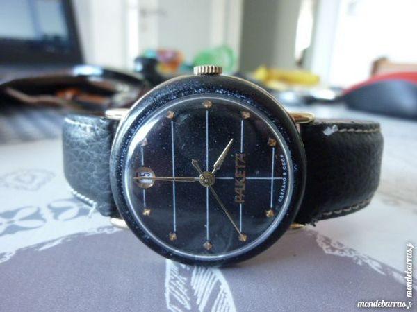 PAKETA CCCP SPECIAL montre mécanique Russe RUS0051 85 Metz (57)