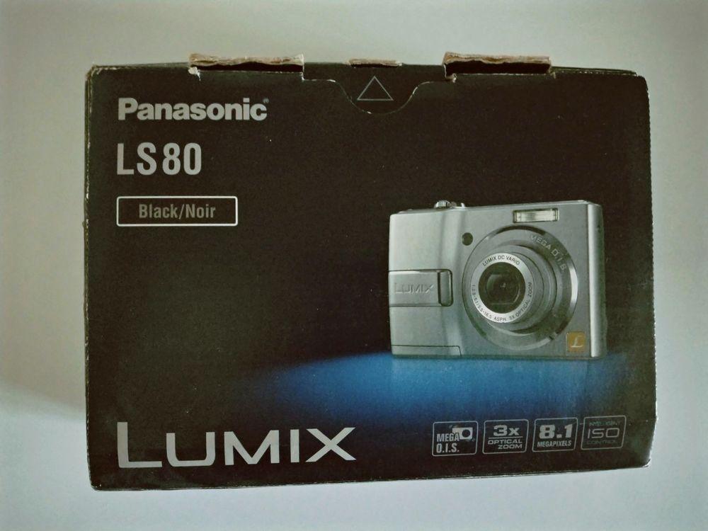 Panasonic Lumix DMC-LS80 (Black) 50 Nice (06)