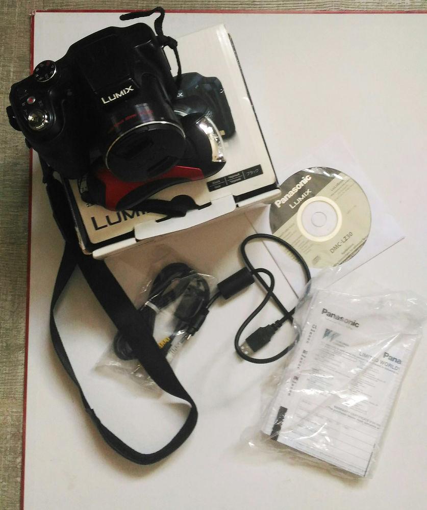 Panasonic Lumix DMC LZ30 en parfait état 140 Belfort (90)