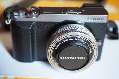 APN  Panasonic LUMIX GX 80 550 Saint-Caprais-de-Blaye (33)