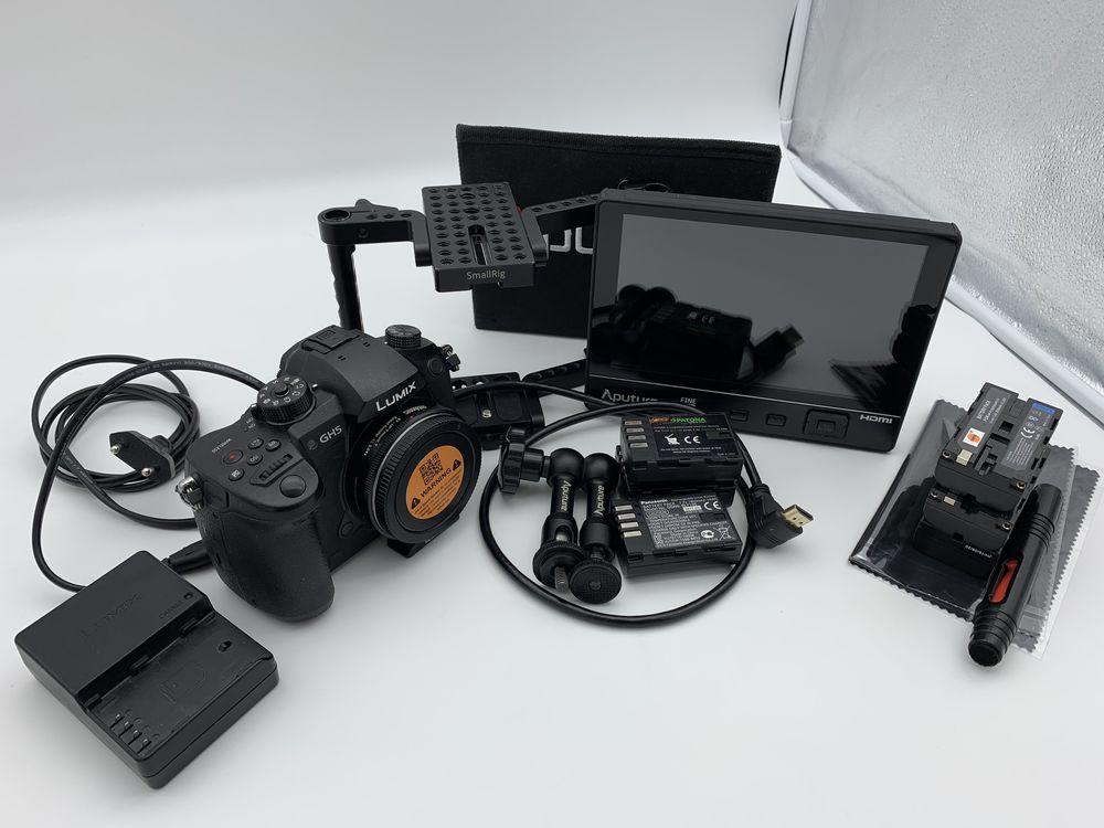 Panasonic GH5 + Setup EF (Garantie France) 2100 Coudekerque-Branche (59)
