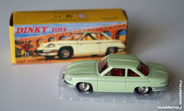Panhard 24C miniature 1/43 Dinky 524 Atlas Neuf Jeux / jouets