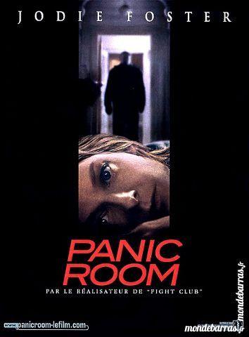 K7 Vhs: Panic Room (517) 6 Saint-Quentin (02)