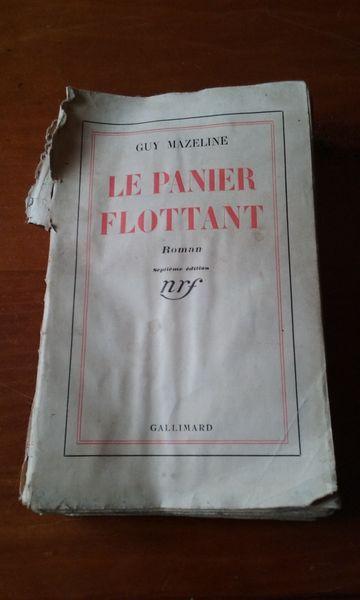 Le panier flottant de Guy Mazeline 10 Lésigny (77)