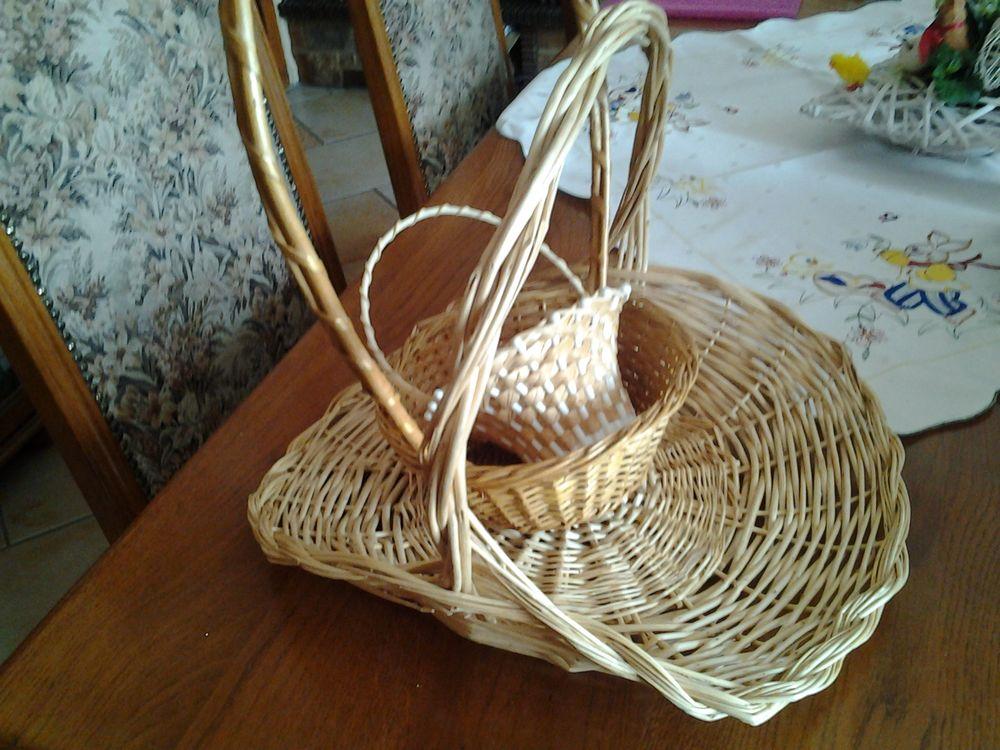 3 paniers pour arrangement ou pâque mariage baptêmes etc8e 8 Wittenheim (68)