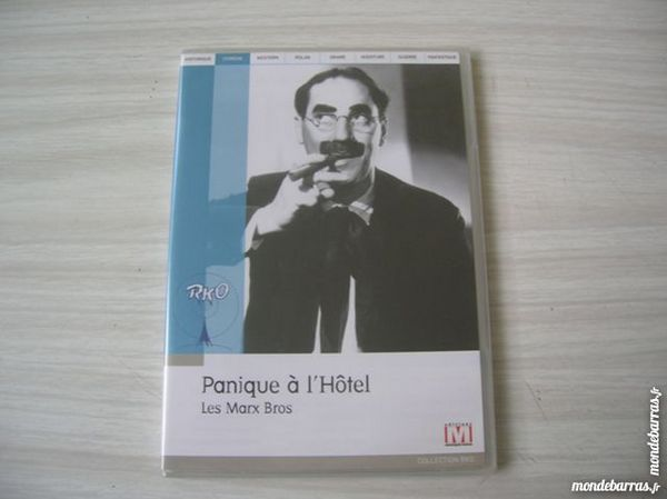 DVD PANIQUE A L'HOTEL - MAX BROTHERS 5 Nantes (44)