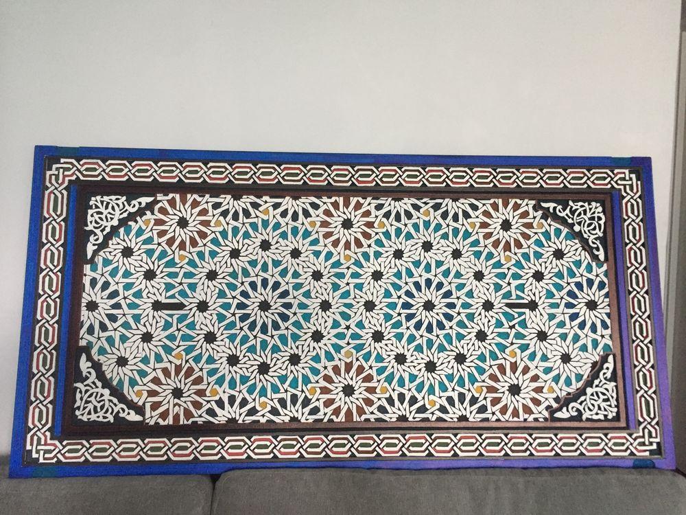 Panneau décoratif géométrique  350 Éragny (95)