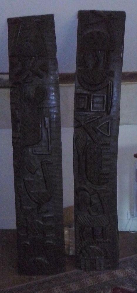 panneaux africains sculptés 25 St Hilaire St Florent (49)