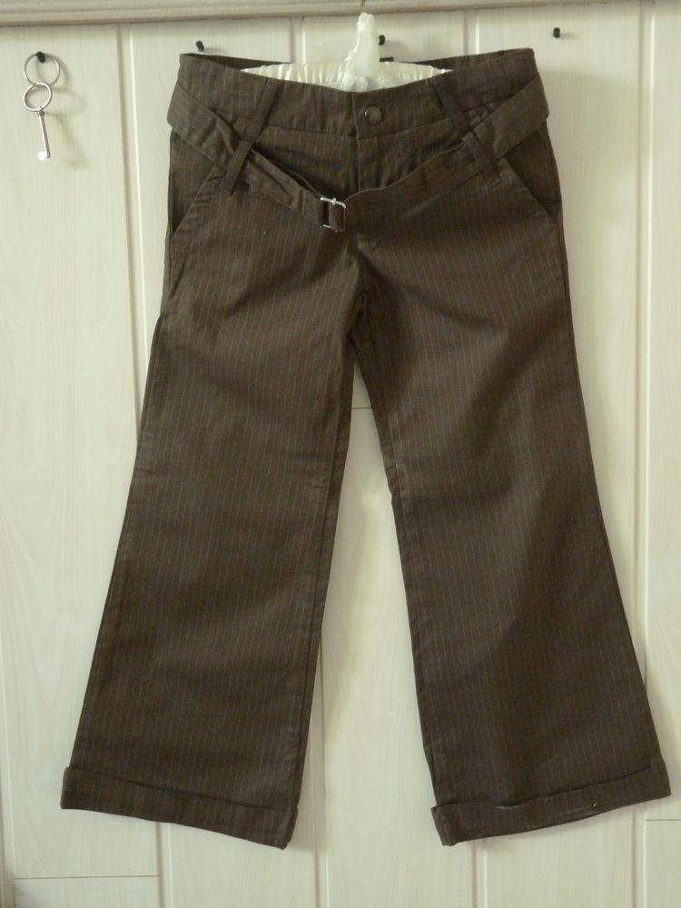 pantalon absorba / confetti marron fille 6 ans neuf 5 Brienne-le-Château (10)
