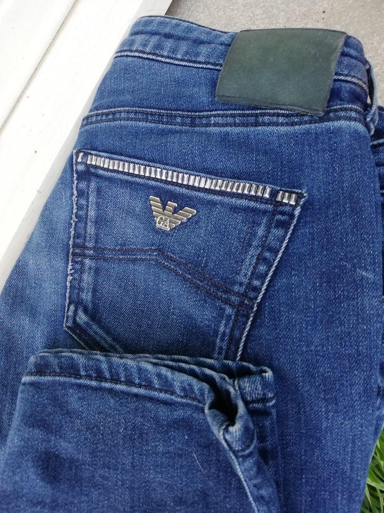 Pantalon Armani Jean femme taille basse Taille 38 30 Choisy-le-Roi (94)