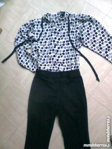 pantalon t. basse+ chemisier - 38 - zoe 7 Martigues (13)
