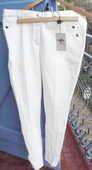Pantalon blanc Equitation NEUF T 42 ou 44 40 Montauban (82)