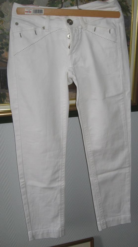 Pantalon blanc  30 Saint-Marcellin (38)