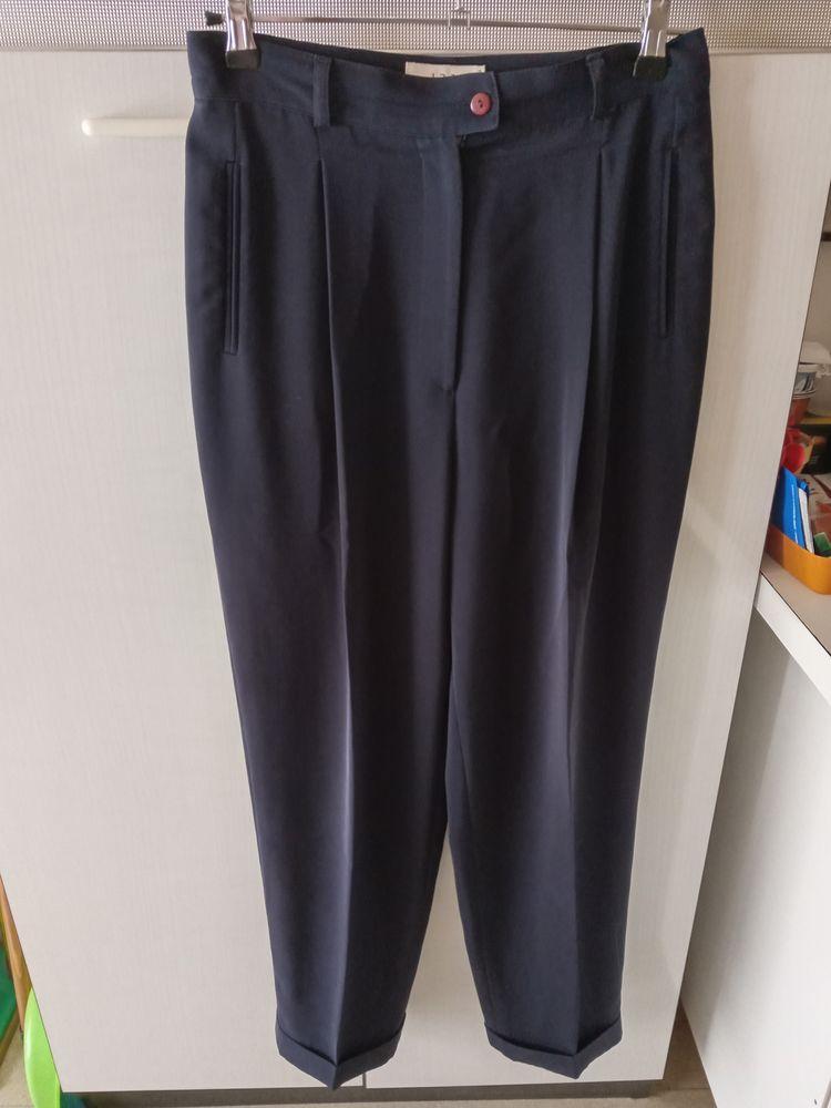 Pantalon bleu marine taille 44, marque 1.2.3.  60 Bordeaux (33)