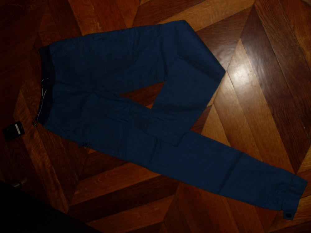 Pantalon bleu petrole XXS / taille enfant 13 Vertaizon (63)