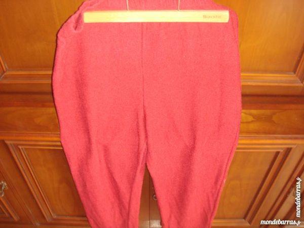 pantalon bordeaux  tm env 44 9 Argenteuil (95)