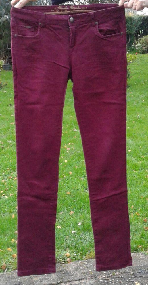 pantalon bordeaux 8 Cramont (80)