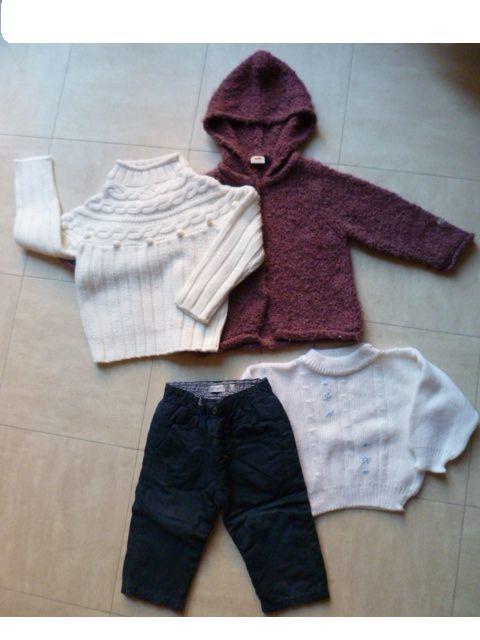 1 an - pantalon, cardigan, 2 pulls - zoe 3 Martigues (13)