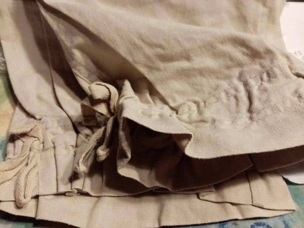 pantalon(n°3 cart n°18) T52 neuf 55% lin 32% viscose 4% elas 5 Bonnefamille (38)