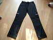 Pantalon coton noir Anne Weyburn taille 40