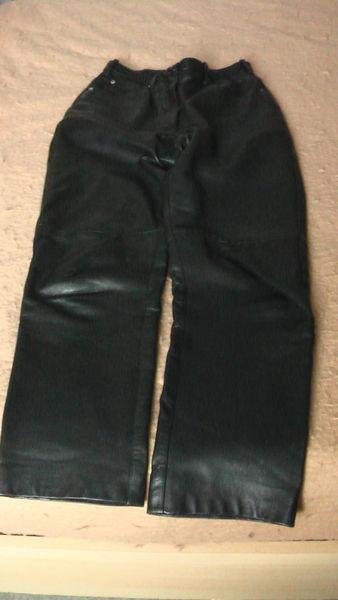 Pantalon CUIR Femme 50 Rezé (44)