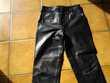 Pantalon cuir moto mixte  Doussard (74)