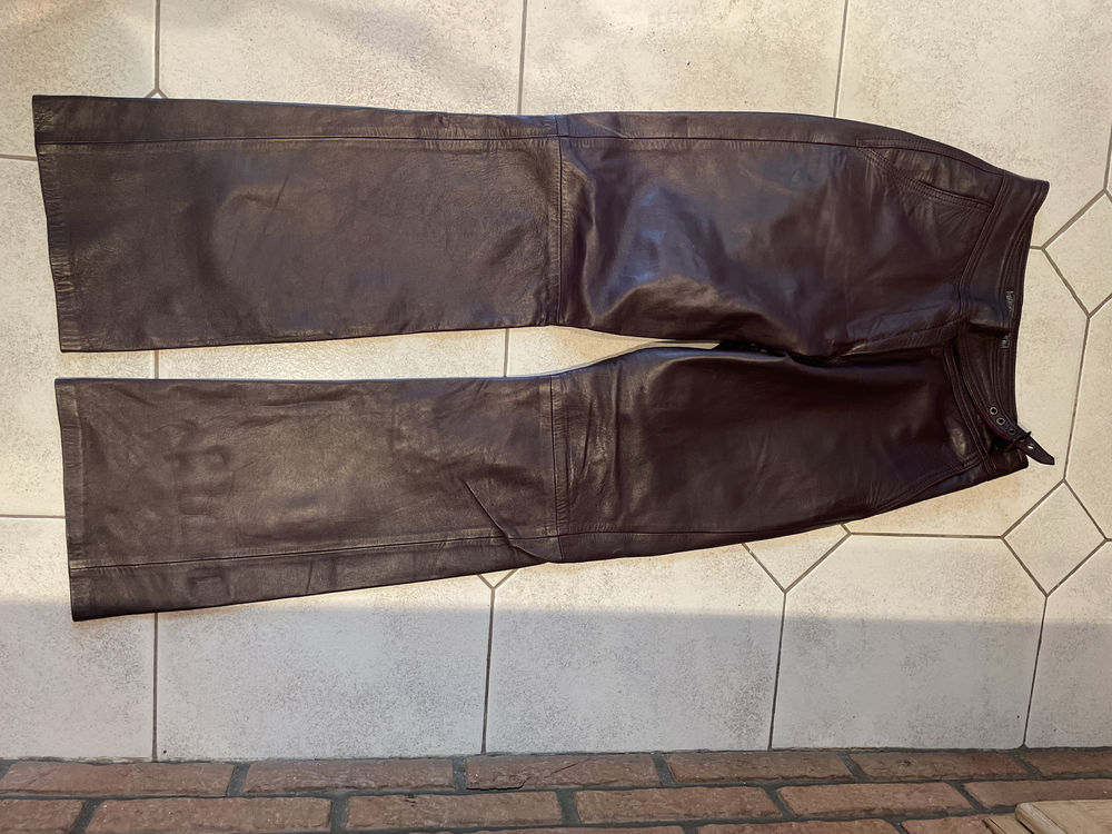 Pantalon cuir  35 Gouy-sous-Bellonne (62)