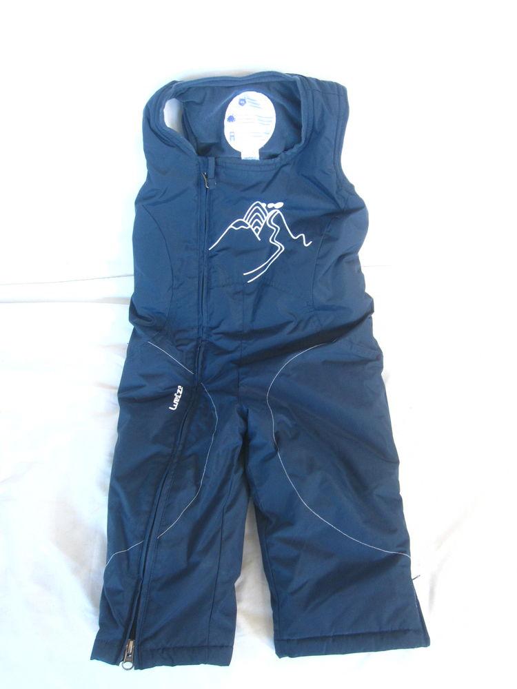 Pantalon de ski decathon bleu marine 2 ans 5 Saint-Jean-Pla-de-Corts (66)