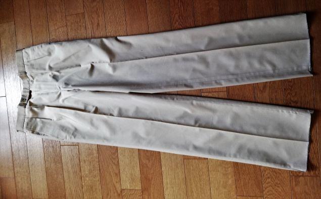 pantalon écru  beige  T40 8 Clermont-Ferrand (63)